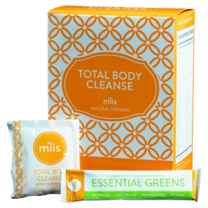 M'lis TOTAL BODY CLEANSE